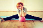 More Pilates on the Ball